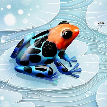 Poison Dart Frog  by karin