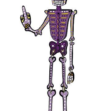 Skeleton by SurlyAmy