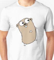Golang Gopher Unisex T-Shirt