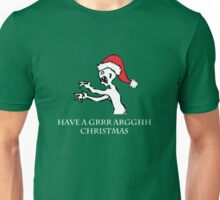 Grr Argh Christmas Unisex T-Shirt
