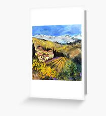Provence 8871601 Greeting Card