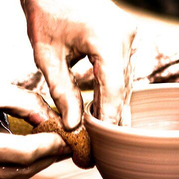 pottery by elleboitse