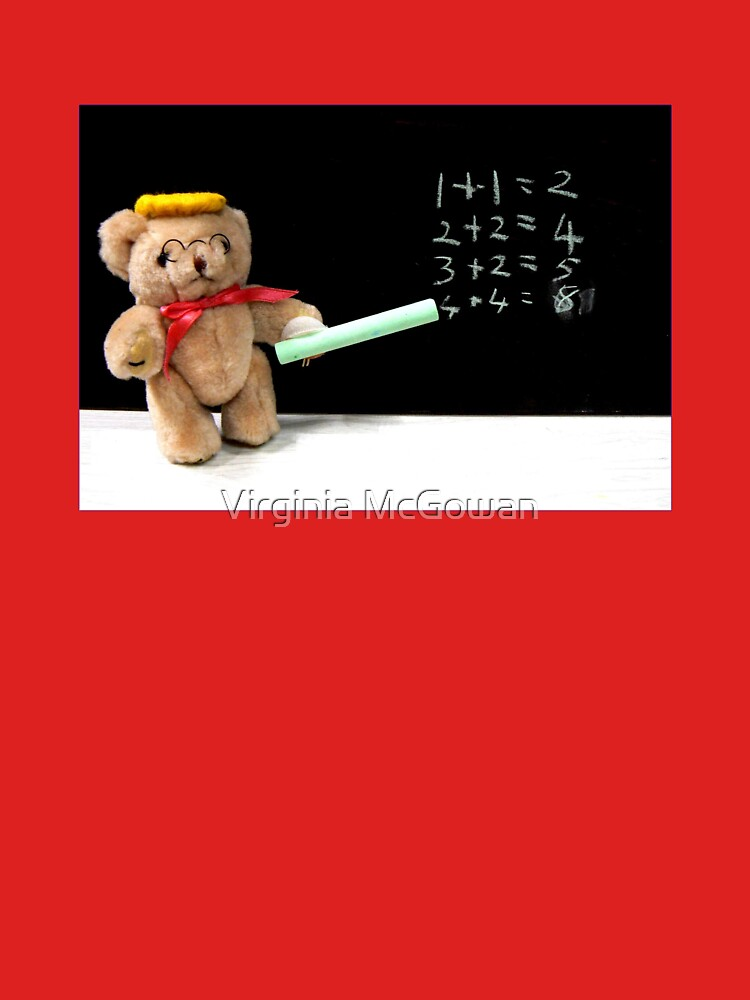 Teacher Ted finally get his Sums Right by ginnymac