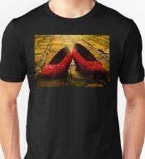 Good Bye , Yellow Brick Road Unisex T-Shirt