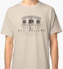 Fun Society Arcade (Mr Robot) Classic T-Shirt