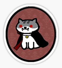 pickles: dead and loving it Sticker