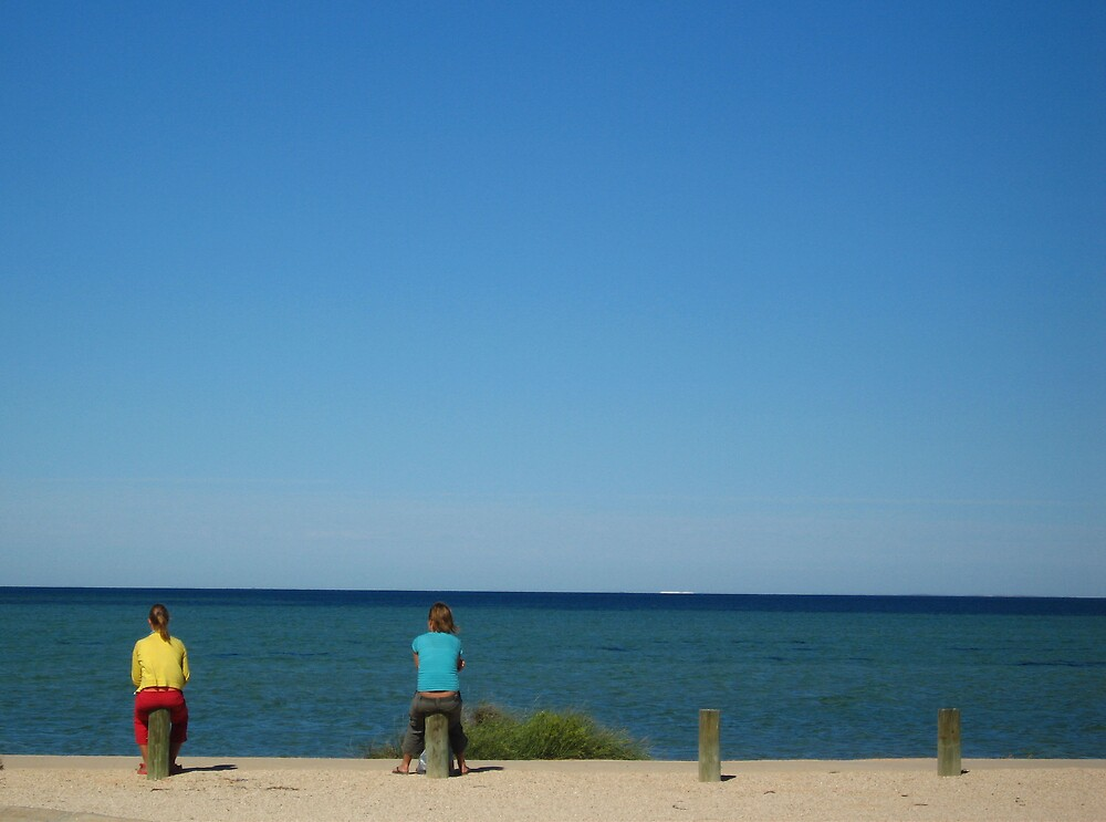 Tranquility on the West Coast of Australia by mekana