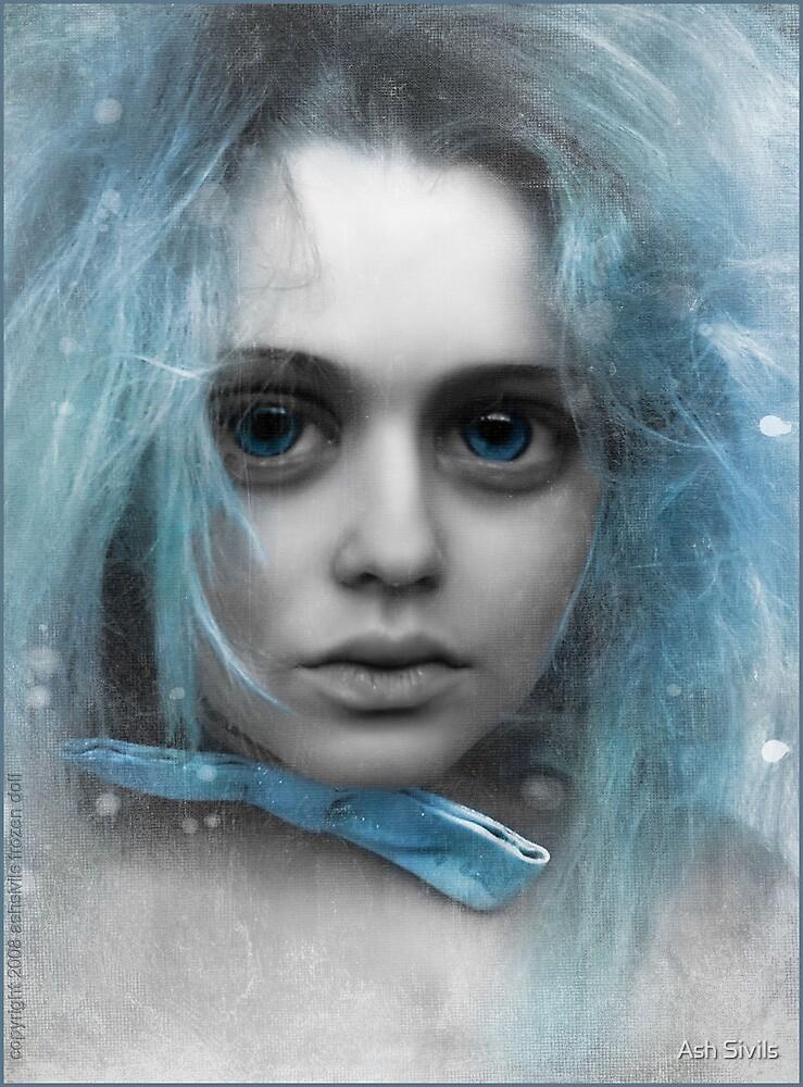 Frozen Doll by Ash Sivils