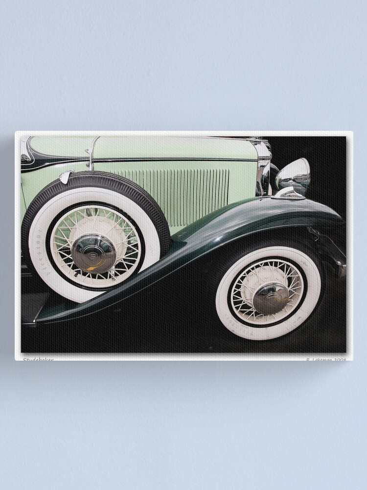 Alternate view of Studebaker Canvas Print