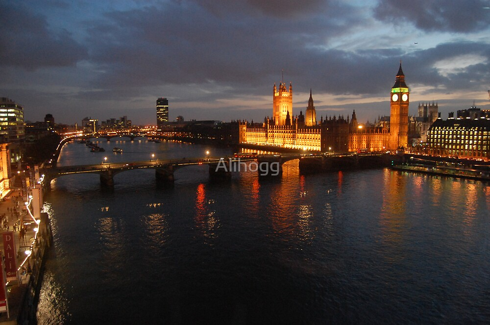 London by Alihogg