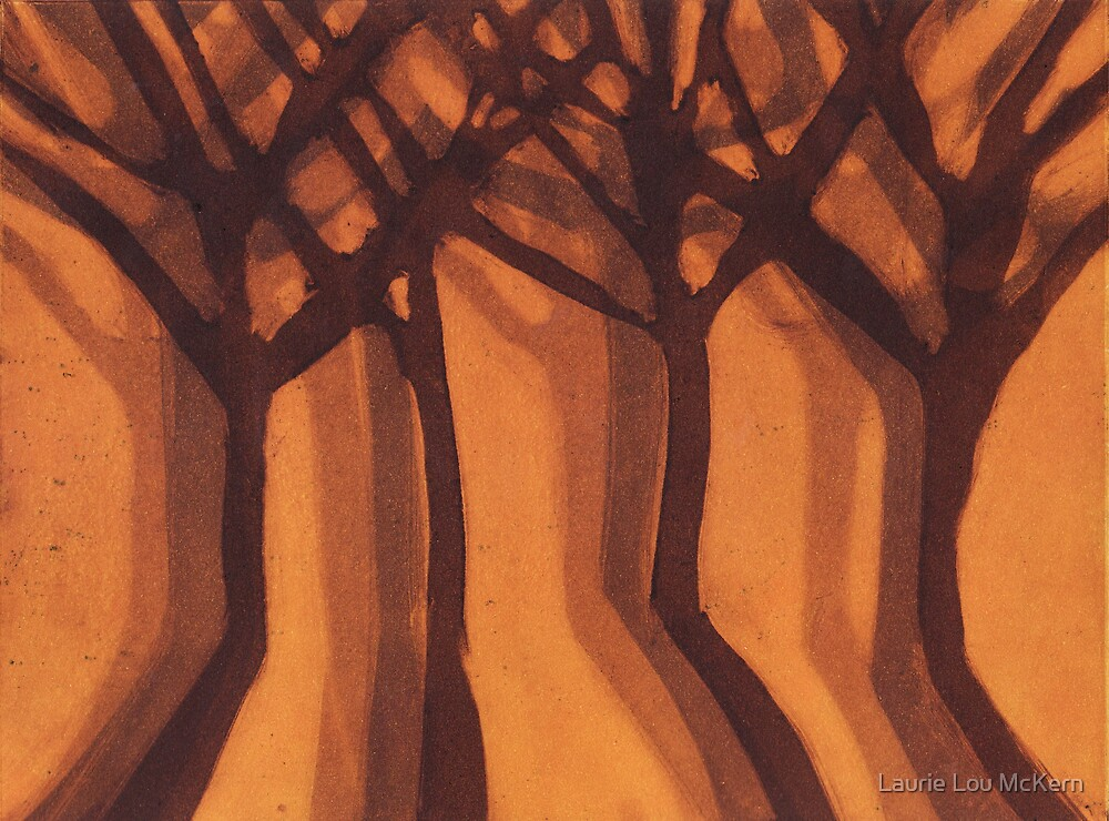 The Woods by Laurie Lou McKern