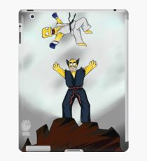 The best fights are personal. iPad Case/Skin