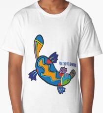Platypus Graphic Logo Long T-Shirt