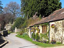 Castle Combe Cottages by trish725