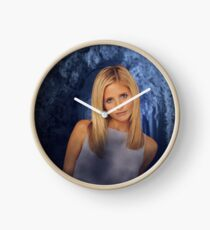 Buffy the vampire slayer Clock