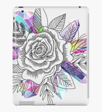 Rose and Crystals iPad Case/Skin