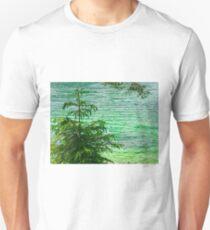 Tree & Green Lake 2 T-Shirt