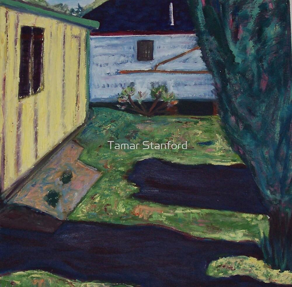 Backyard by Tamar Stanford