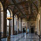 The Opulent Loggia in Villa Farnesina, Rome, Italy - Take One by Georgia Mizuleva