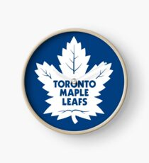 toronto maple leafs Clock