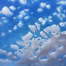 Australian Clouds by Glenda Jones