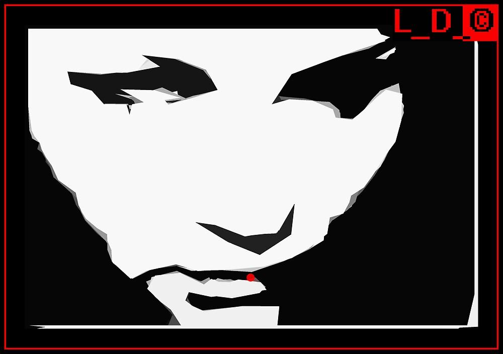 red dot by LaminatedDog