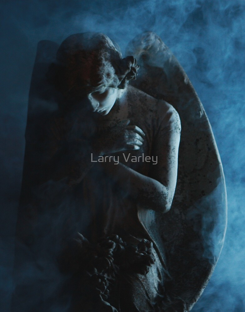 Blue Mist by Larry Varley