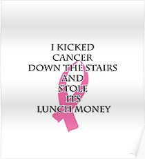 Breast Cancer Bully Poster