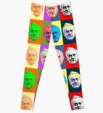Colourful Corbyns Leggings