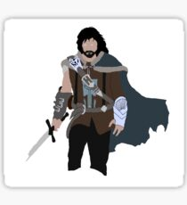 Talion the shadow of Mordor II Sticker
