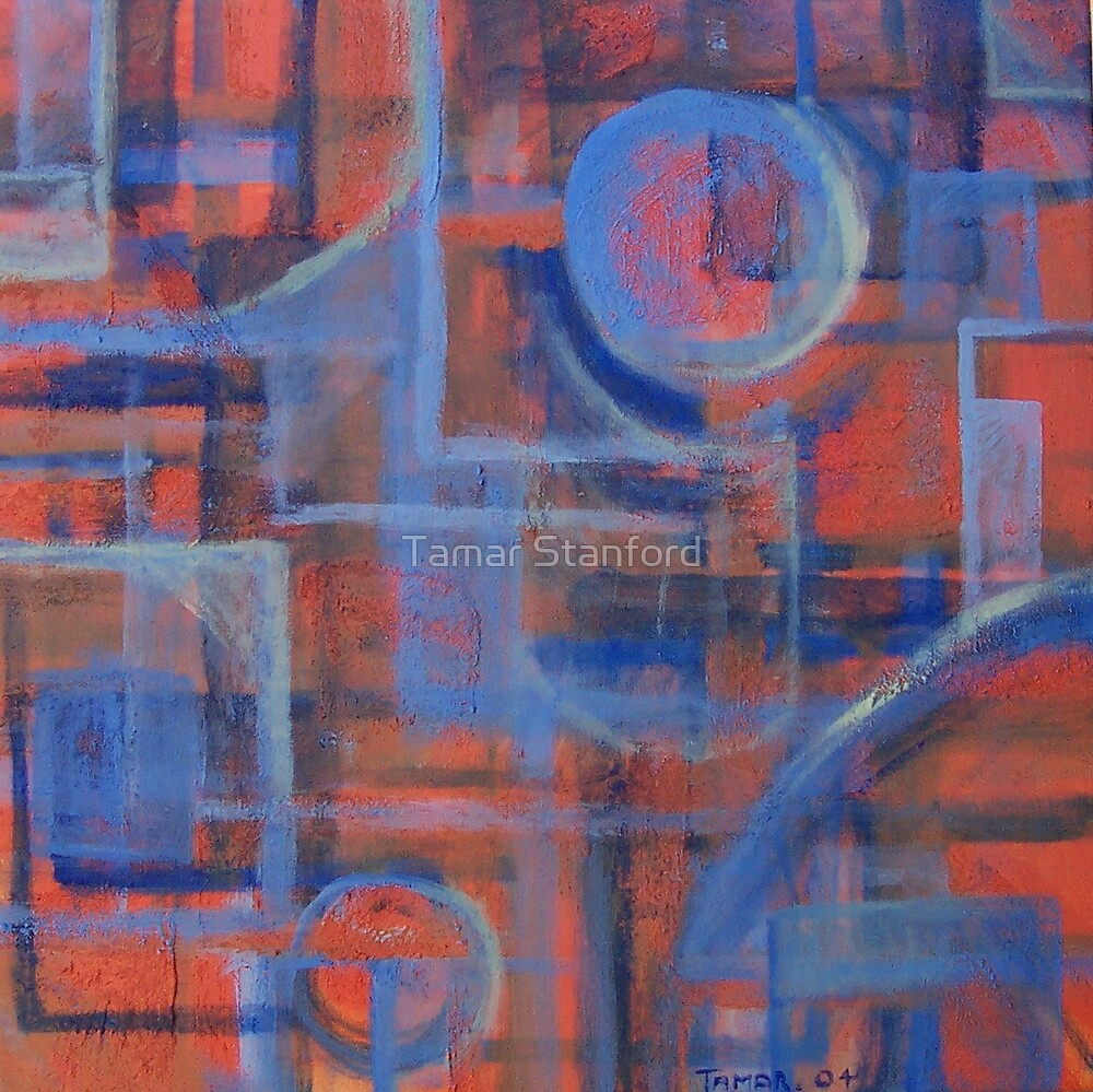 Abstract 3 by Tamar Stanford