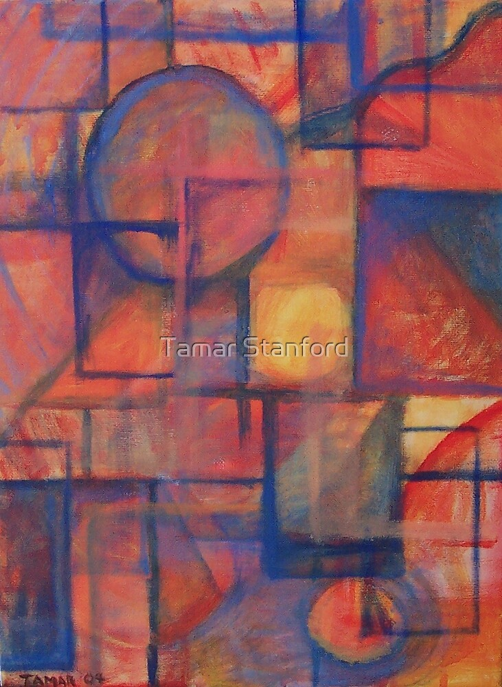 Abstract 5 by Tamar Stanford