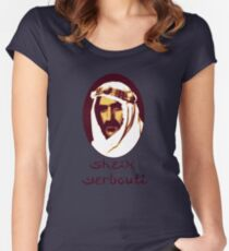 Sheik Yerbouti Women's Fitted Scoop T-Shirt