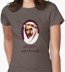 Sheik Yerbouti Women's Fitted T-Shirt