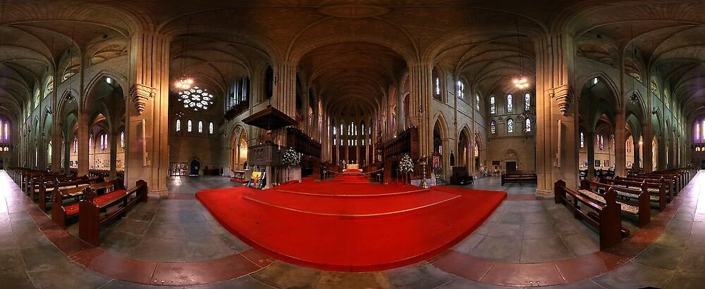 St. John's Cathedral, Brisbane by David James