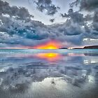 Hell's mouth sun bomb by Turtle  Photography