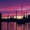 Purple Sky Sunsets