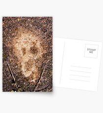The Scream Postcards