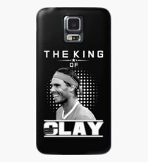 Rafa Nadal the king of Clay Case/Skin for Samsung Galaxy