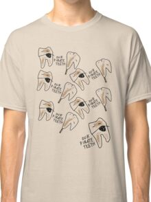 'Our Pirate Teeth' Classic T-Shirt