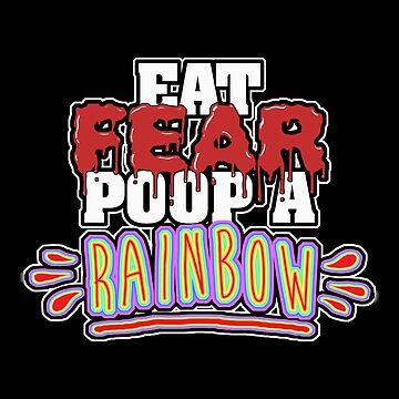 Eat Fear by wifflebin