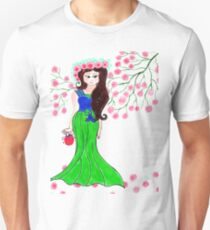Persephone - The Greek Godess of Spring  T-Shirt