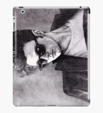 Chris Colfer iPad Case/Skin