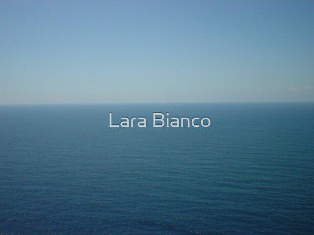 BLUE   by Lara Bianco