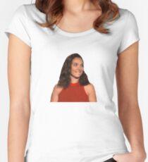 Gal Gadot Women's Fitted Scoop T-Shirt