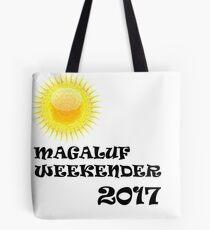 Magaluf logo Tote Bag