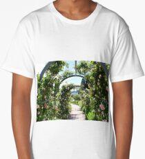 Flora. Long T-Shirt