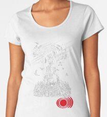 Sunn O)) Women's Premium T-Shirt