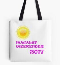 Magaluf weekender 2017 pink Tote Bag