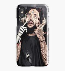 SCRIM / SUICIDEBOYS iPhone Case